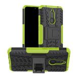 Чехол Yotrix Shockproof case для Xiaomi Redmi 8A (зеленый, гелевый)