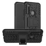 Чехол Yotrix Shockproof case для Xiaomi Redmi Note 8 (черный, гелевый)