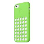 Чехол Apple iPhone 5C case (зеленый, силиконовый)