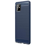 Чехол Yotrix Rugged Armor для Samsung Galaxy S10 lite 2020 (синий, гелевый)