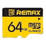 Флеш-карта Remax Speed Flash Micro SDHC Card (64Gb, microSD, Class 10)