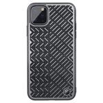 Чехол Nillkin Herringbone case для Apple iPhone 11 pro (серый, композитный)