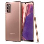 Чехол G-Case Cool Series для Samsung Galaxy Note 20 (прозрачный, гелевый)