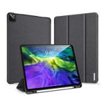Чехол Dux Ducis Domo series для Apple iPad Pro 11 2020 (черный, матерчатый)