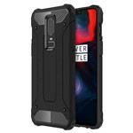 Чехол Yotrix Defense case для OnePlus 6 (черный, пластиковый)