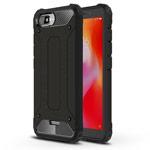 Чехол Yotrix Defense case для Xiaomi Redmi 6A (черный, пластиковый)
