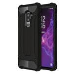 Чехол Yotrix Defense case для Samsung Galaxy S9 plus (черный, пластиковый)