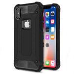 Чехол Yotrix Defense case для Apple iPhone XS (черный, пластиковый)