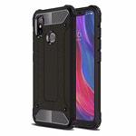 Чехол Yotrix Defense case для Xiaomi Mi 8 (черный, пластиковый)