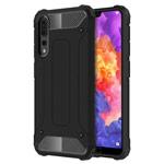 Чехол Yotrix Defense case для Huawei P20 pro (черный, пластиковый)