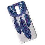 Чехол Yotrix ArtCase для Samsung Galaxy S9 (Dreamcatcher, гелевый)