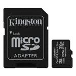 Флеш-карта Kingston Canvas Select Plus microSD (32Gb, microSD, Class 10 UHS-I)