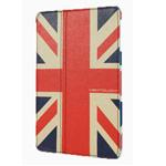 Чехол Nextouch I Love UK для Apple iPad mini/iPad mini 2 (с рисунком, кожанный)