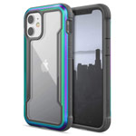 Чехол X-doria Defense Shield для Apple iPhone 12/12 pro (хамелеон, маталлический)