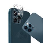 Защитное стекло Yotrix Camera Glass Protector для Apple iPhone 12 pro (для камеры, прозрачное)