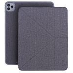 Чехол G-Case Y-Stand series для Apple iPad Pro 11 2020 (черный, матерчатый)