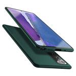 Чехол X-Level Guardian Case для Samsung Galaxy Note 20 (темно-зеленый, гелевый)