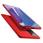 Чехол X-Level Guardian Case для Samsung Galaxy Note 20 (красный, гелевый)