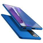 Чехол X-Level Guardian Case для Samsung Galaxy Note 20 (темно-синий, гелевый)