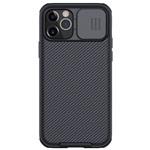 Чехол Nillkin CamShield Pro для Apple iPhone 12 pro max (черный, композитный)