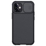 Чехол Nillkin CamShield Pro для Apple iPhone 12 mini (черный, композитный)
