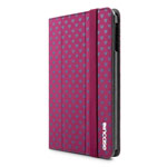 Чехол Incase Maki Jacket для Apple iPad mini/iPad mini 2 (Fuchsia Hearts, матерчатый)