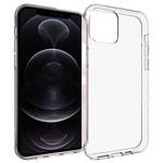 Чехол Yotrix UltrathinCase для Apple iPhone 12/12 pro (прозрачный, гелевый)