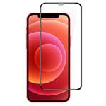 Защитное стекло Moxom 3D Full Covered Glass для Apple iPhone 12/12 pro (черное)