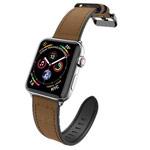 Ремешок для часов X-Doria Hybrid Leather Band для Apple Watch (38/40 мм, коричневый, кожаный)
