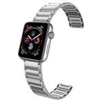 Ремешок для часов X-Doria Classic Band для Apple Watch (42/44 мм, серебристый, стальной)