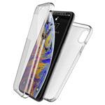 Чехол X-doria Defense 360X для Apple iPhone XS max (прозрачный, пластиковый)