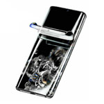 Защитная пленка Caisles HydroGel 6D Protector для Samsung Galaxy S20 ultra (черная)