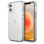 Чехол Raptic Defense Clear для Apple iPhone 12 mini (прозрачный, пластиковый)