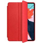 Чехол Yotrix SmarterCase для Apple iPad Air 4 10.9 (красный, кожаный)