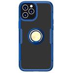 Чехол Totu Armor Series для Apple iPhone 12 pro max (темно-синий, гелевый/пластиковый)