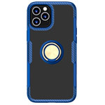 Чехол Totu Armor Series для Apple iPhone 12/12 pro (темно-синий, гелевый/пластиковый)