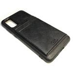 Чехол HDD Luxury Card Slot Case для Samsung Galaxy S20 FE (черный, кожаный)