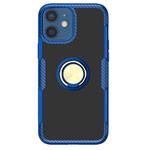 Чехол Totu Armor Series для Apple iPhone 12 mini (темно-синий, гелевый/пластиковый)