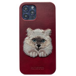 Чехол Santa Barbara Savanna для Apple iPhone 12/12 pro (Kitty, кожаный)