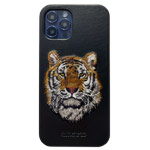Чехол Santa Barbara Savanna для Apple iPhone 12/12 pro (Tiger, кожаный)