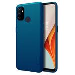 Чехол Nillkin Hard case для OnePlus Nord N100 (синий, пластиковый)