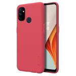 Чехол Nillkin Hard case для OnePlus Nord N100 (красный, пластиковый)