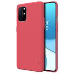 Чехол Nillkin Hard case для OnePlus 8T (красный, пластиковый)