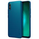 Чехол Nillkin Hard case для Xiaomi Redmi 9A (синий, пластиковый)