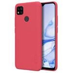 Чехол Nillkin Hard case для Xiaomi Redmi 9C (красный, пластиковый)