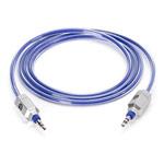 AUX-кабель Griffin Survivor AUX 3' Cable (синий, 1,2 м, разъемы 3.5 мм)