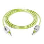 AUX-кабель Griffin Survivor AUX 3' Cable (зеленый, 1,2 м, разъемы 3.5 мм)