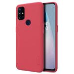 Чехол Nillkin Hard case для OnePlus Nord N10 (красный, пластиковый)