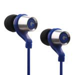 Наушники G-Cube Active iBuds Talk (синие, пульт/микрофон, 18-22000 Гц, 10 мм)