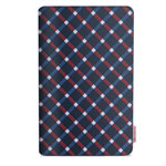 Чехол X-doria SmartStyle case для Apple iPad Air (Modern Plaid, матерчатый)